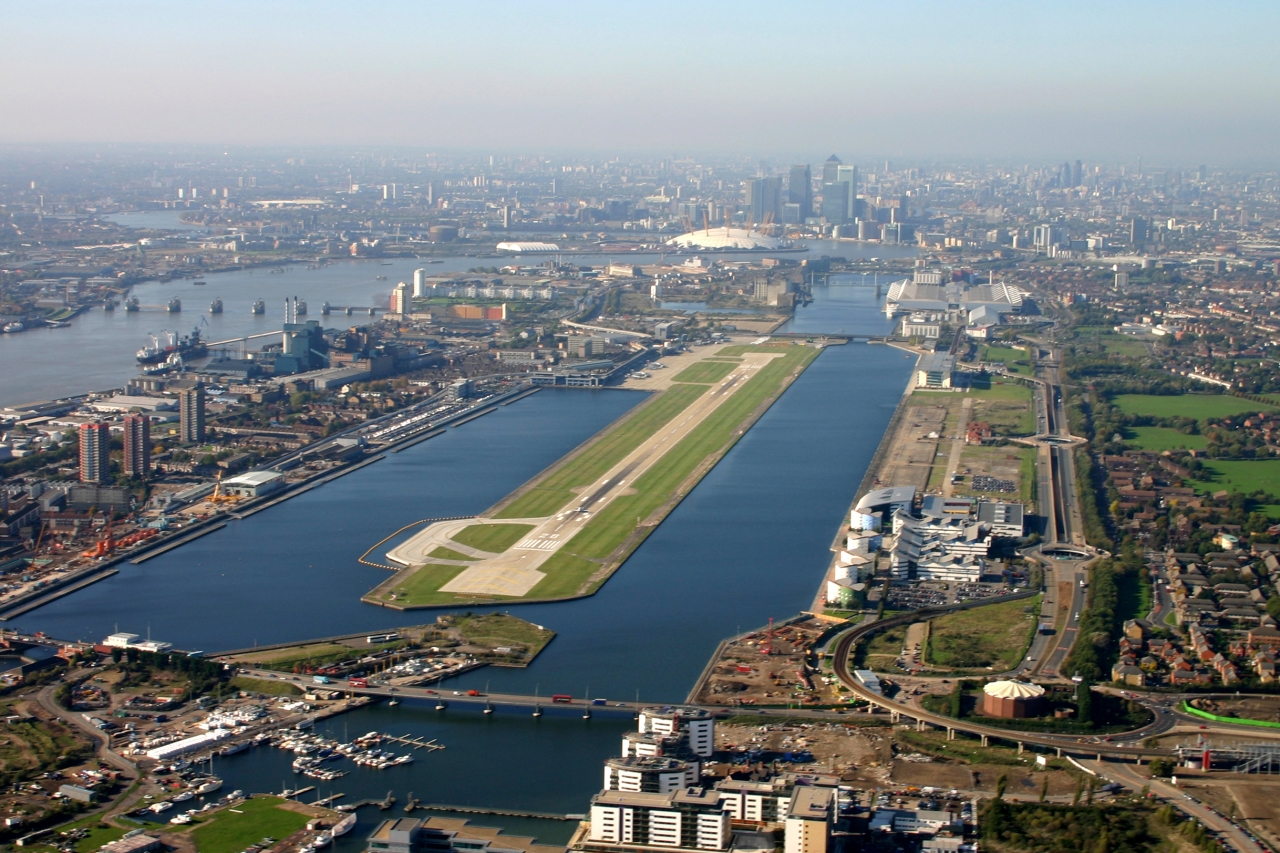 london-city-airport-view