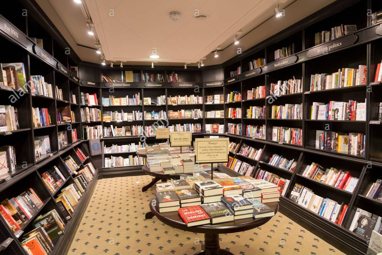 hatchards-the-oldest-bookshop-in-the-uk-london-england-E19G0K
