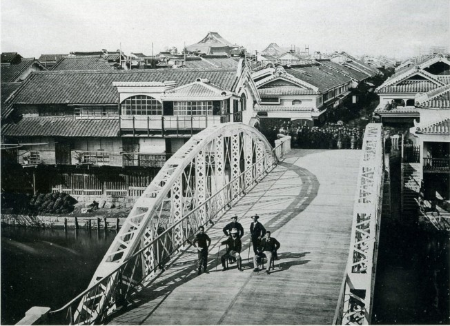 Shinsaibashi_after1873